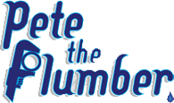 Pete the Plumber - Website Logo